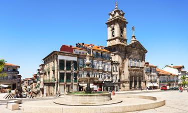 Hostels in Guimarães