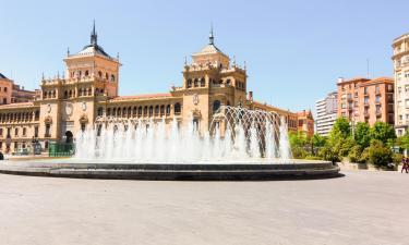 Hostales y pensiones en Valladolid