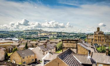 Hotels in Huddersfield