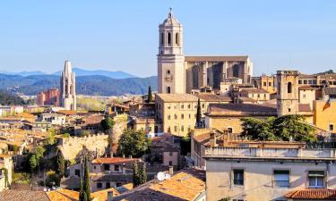 Apartments in Girona