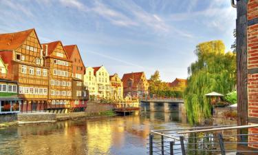 Pensionen in Lüneburg