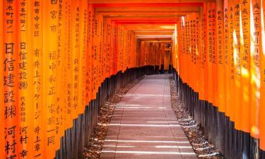 Appartamenti a Kyoto