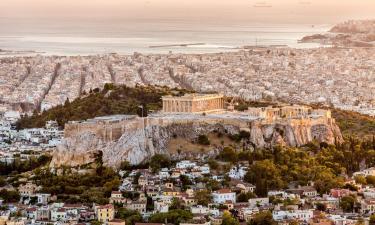 Отели в Афинах