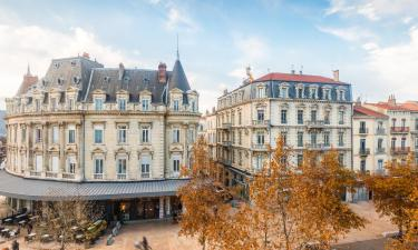 Hotels in Valence
