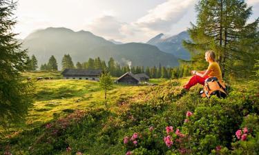 Ski Resorts in Untertauern