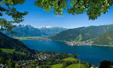 Apartments in Zell am See