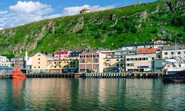 Hotels with Parking in Kirkenes