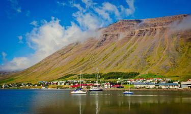 Hótel á Ísafirði