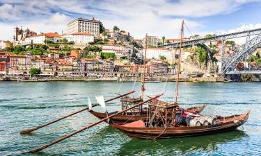 Hotellit Portossa