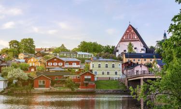 Hotell i Borgå