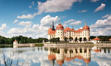 Hotely s parkováním v destinaci Moritzburg