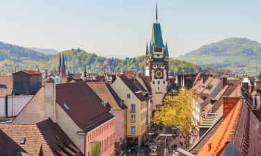 Ferienwohnungen in Freiburg im Breisgau
