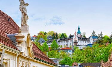 Ferienwohnungen in Baden-Baden
