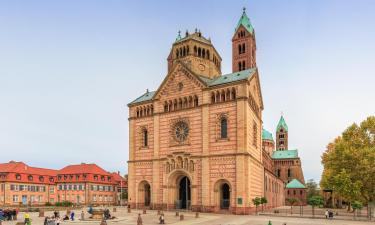 Hotels in Speyer