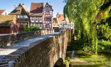 Pensionen in Ulm