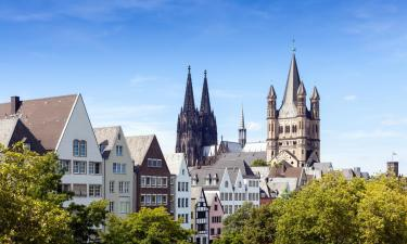Accessible Hotels in Cologne