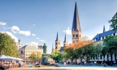 Hostels in Bonn