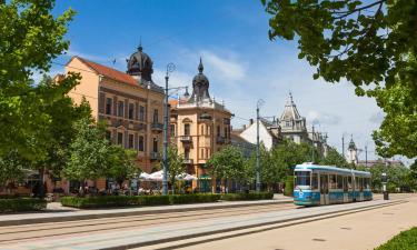 Apartments in Debrecen