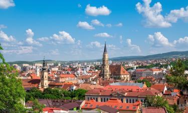 Pensiuni în Cluj-Napoca