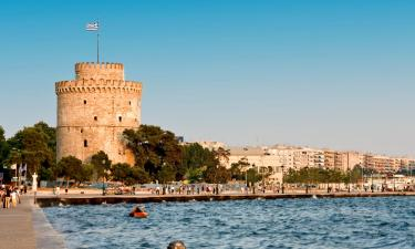 Accessible Hotels in Thessaloniki