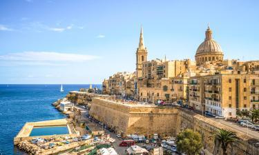Hotel a La Valletta