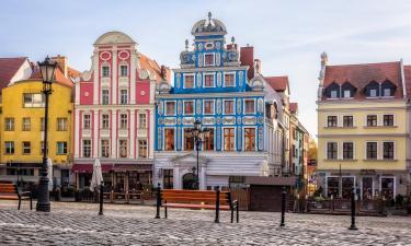 Appartements à Szczecin