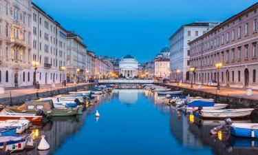 Hótel í Trieste