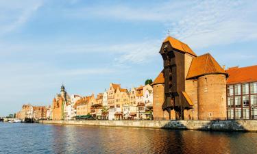 Hôtels à Gdańsk