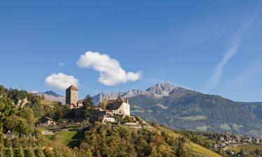 Hotels in Tirolo