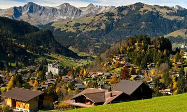 Spa hotels in Gstaad