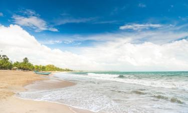 Beach Hotels in Panadura