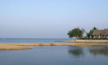 Пляжные отели в городе На Джомтьен