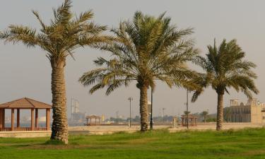 Hotéis na praia em Al Jubail