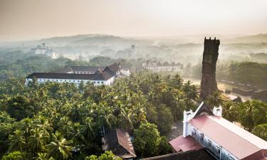 Apartments in Old Goa