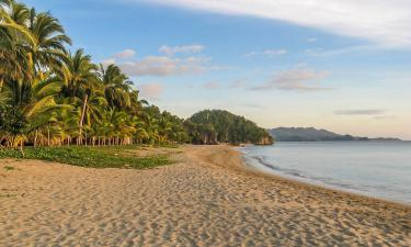 Beach Hotels in Sipalay