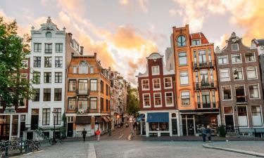 Three-Star Hotels in Amsterdam