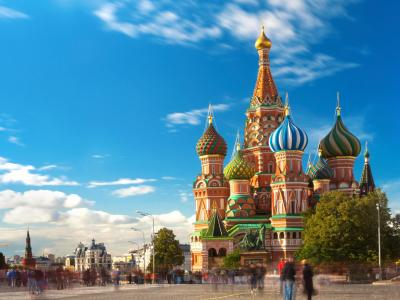 Mga hotel sa Moscow, Russia