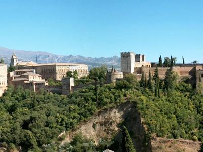 Hoteles en Granada, España