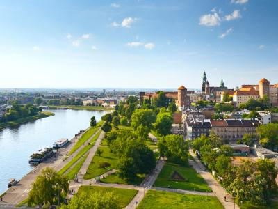 Hotely v meste: Krakov, Poľsko