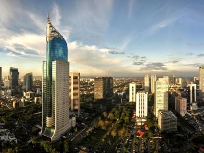 Hotel di Jakarta, Indonesia