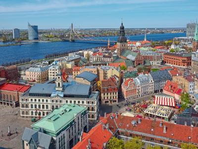 Hotellid: Riia, Läti