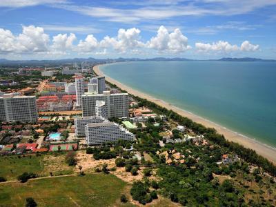 โรงแรมในหาดจอมเทียน, ไทย