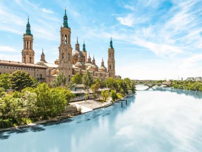 Hotels a Saragossa, Espanya
