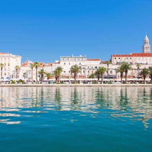 Split, Hrvatska