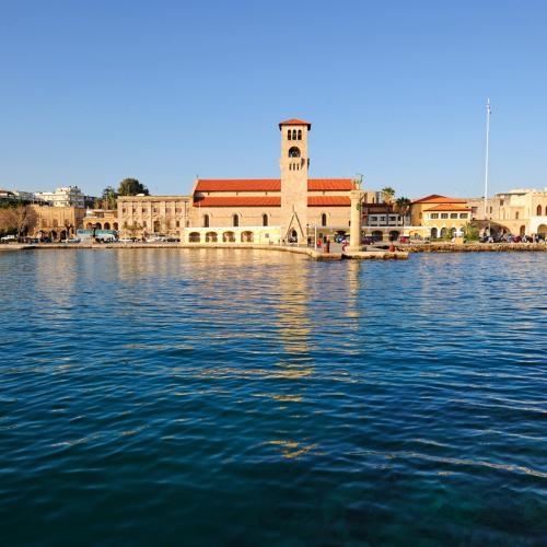 Ρόδος Πόλη, Ελλάδα