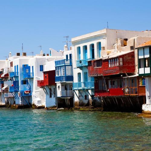 Μύκονος Χώρα, Ελλάδα