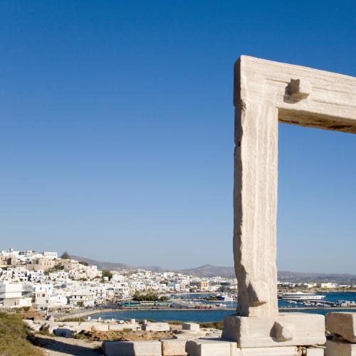Νάξος Χώρα, Ελλάδα