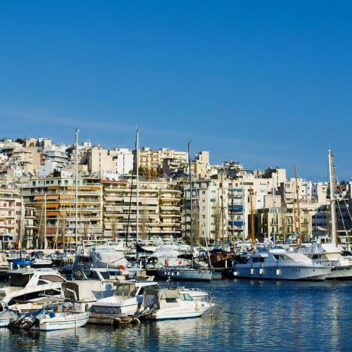 Πειραιάς, Ελλάδα