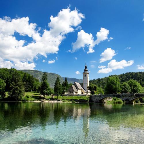 Bohinj, Slovenija