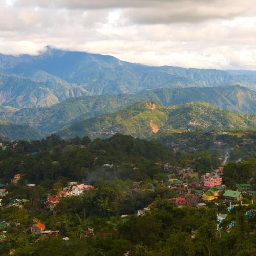 Baguio, Pilipinas